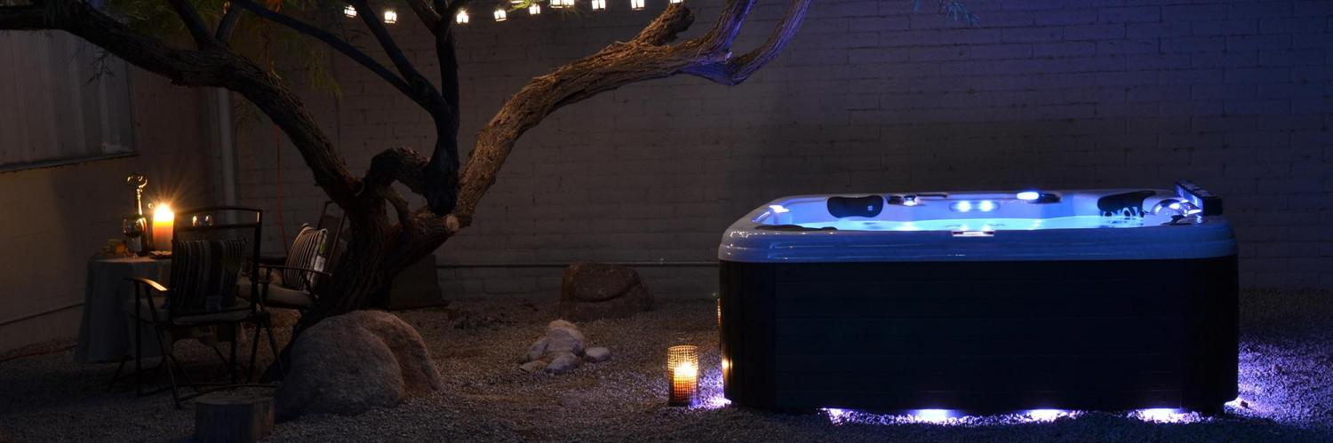 relax pools hot tubs & spas