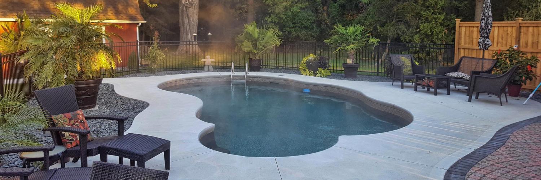 relax pools & Equipment